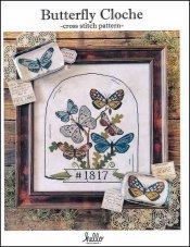 -6- 421 Butterfly Cloche by Hello from Liz Mathews