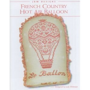 -12- 918 French Country - Hot Air Balloon by JBW designs