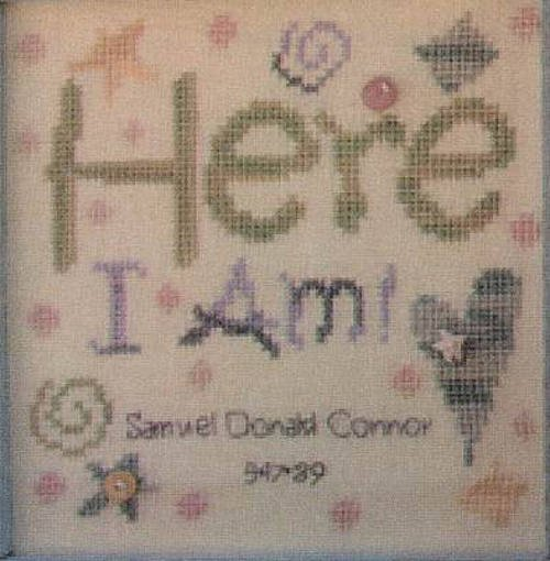 -5- 420 Here I Am! by Sam Sarah