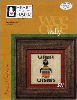 Wee One Wally by Heart in Hand