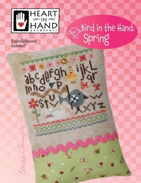 Bird in the Hand: Spring by Heart in Hand