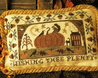 Wishing Thee Plenty by Homespun Elegance