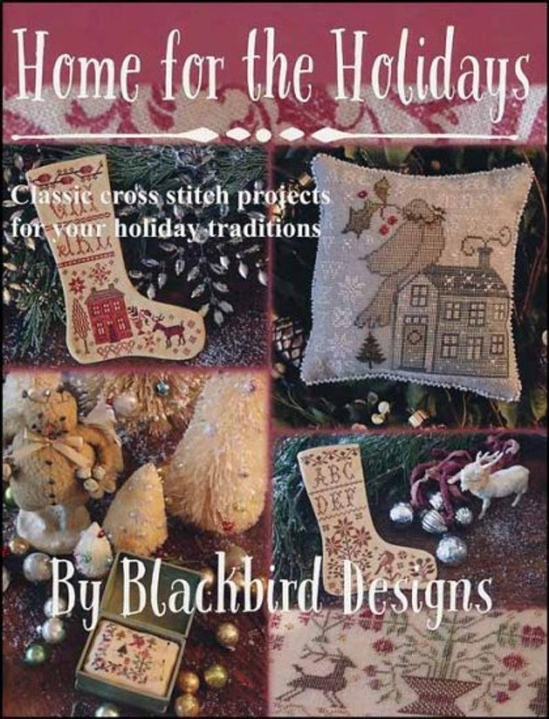 -17- 1119 Home for the Holidays by Blackbird Designs