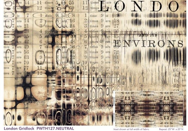 *14* 121 PWTH127 Neutral Abandoned by Tim Holtz