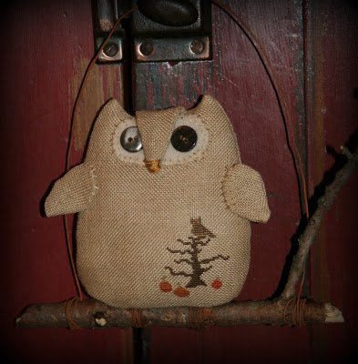 -13- 718 It's a Hoot! by With Thy Needle & Thread