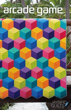 Arcade Game by Jaybird Quilts