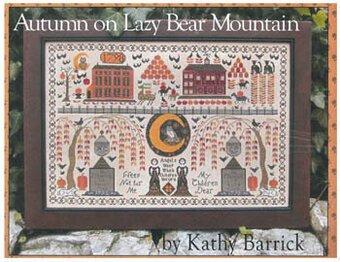 -4- 420 Autumn on Lazy Bear Mountain by Kathy Barrick
