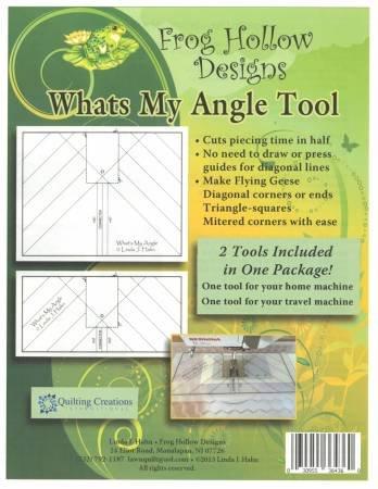 Whats My Angle Tool