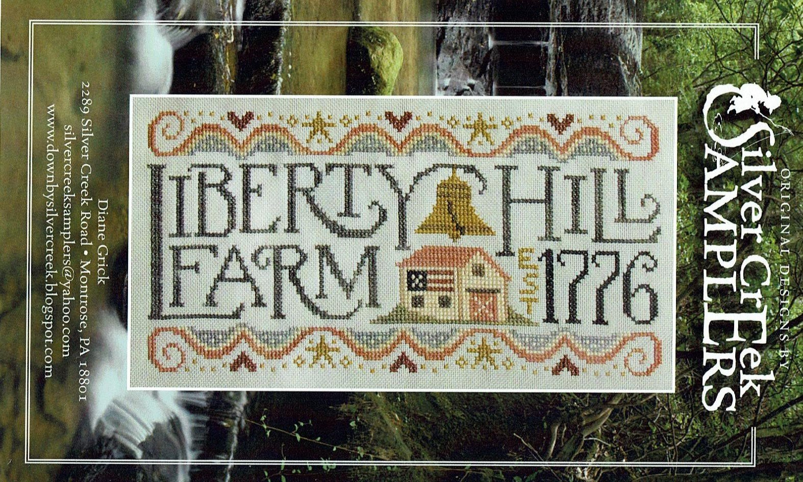 -8- 317 Liberty Hill Farm by Silver Creek Samplers