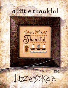 A Little Thankful by Lizzie Kate