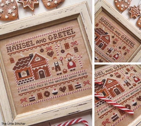 Hansel and Gretel by The Little Stitcher