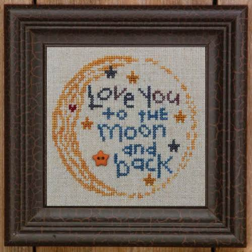 -5- 218 Love You to the Moon and Back by Bent Creek