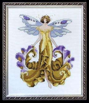 -17- 618 Iris (Pixie Couture) by Nora Corbett