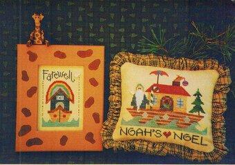 -12- 420 Noah's Noel by Lizzie Kate