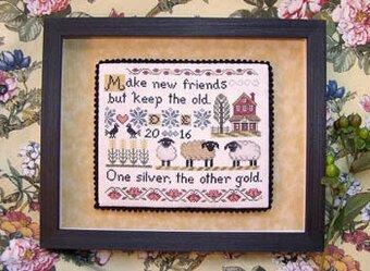 -7- 420 On Friendship by Lila's Studio