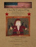 Santa 2015 Punch Needle Pattern by The Old Tattered Flag
