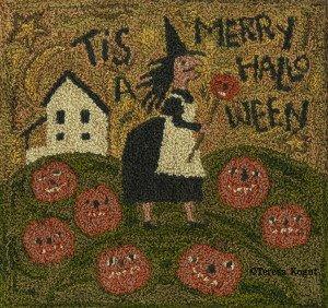 -19- 617 Merry Halloween (PN) by Teresa Kogut