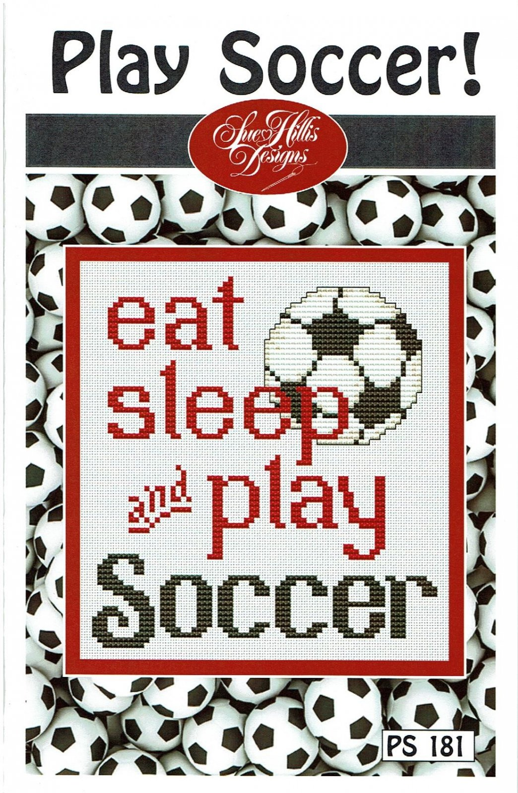 -10- 317 Play Soccer by Sue Hillis
