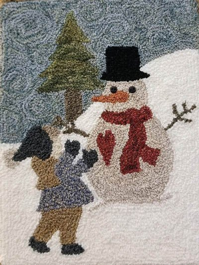 Winter Memories by Sew Cherished