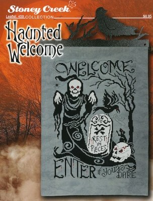 -4- 1119 Haunted Welcome by Stoney Creek