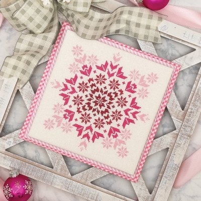 -3- 720 Starlit Snowflake by It's Sew Emma Stitchery