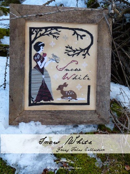 -14- 420 Snow White by the Primitive Hare