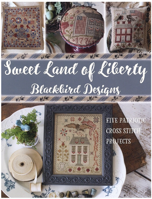 Sweet Land of Liberty Book by Blackbird Designs