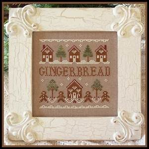 Gingerbread Street by Little House Needleworks