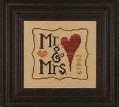 -12- 918 Wee One Mr. & Mrs. by Heart in Hand