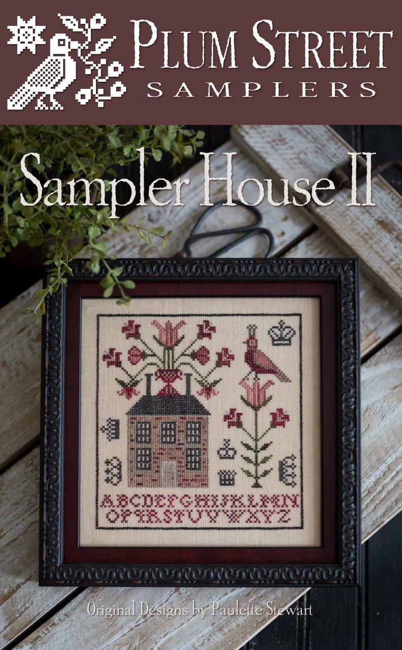 517 Sampler House 2 by Plum Street Sampler