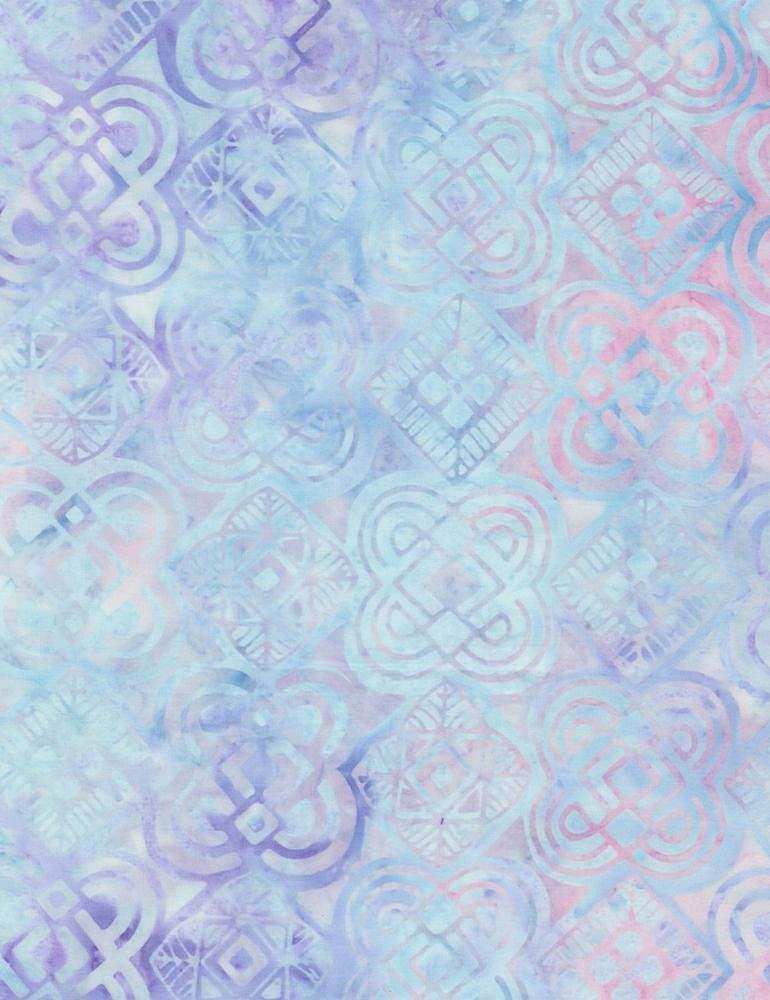 *1* 1220 B6922-Lilac Tonga Batik (FANTASY)