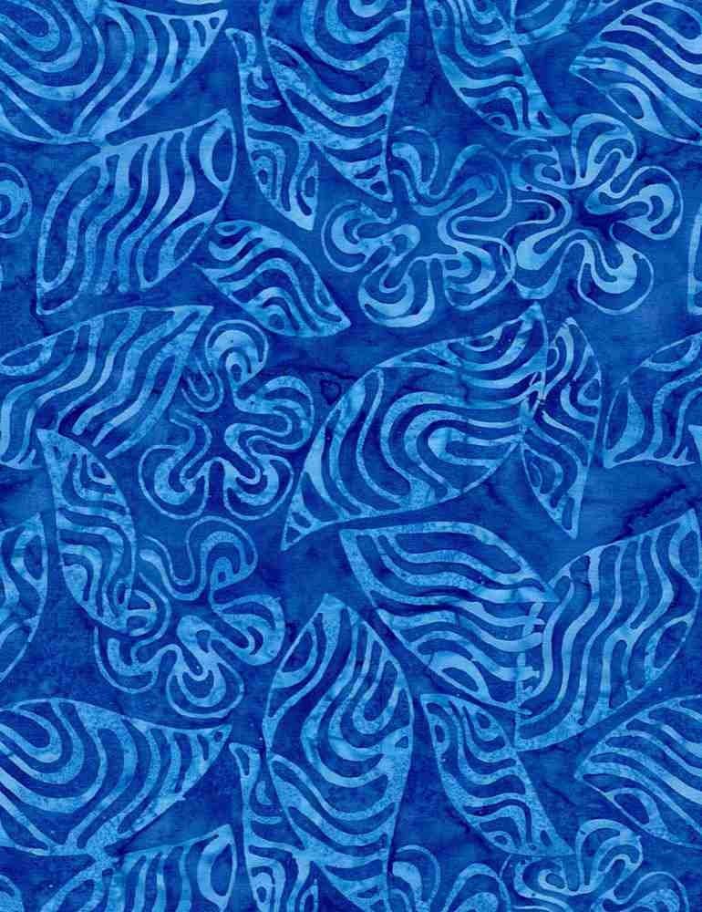 *1* 1220 B7906-Capri Tonga Batik (FANTASY)