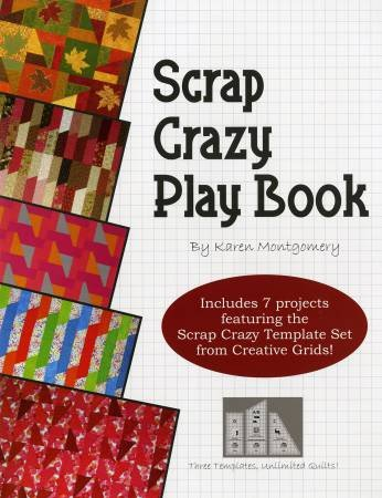 Scrap Crazy Play Book - Softcover