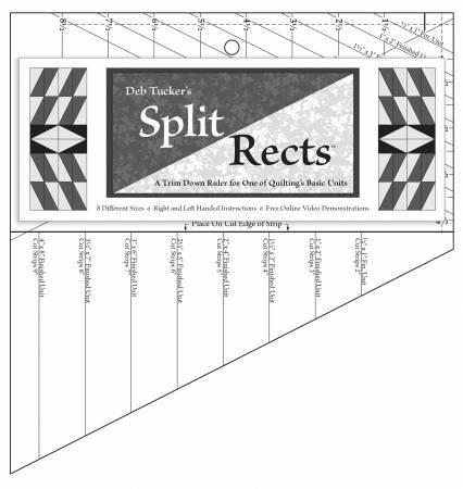 Split Rects by Deb Tucker