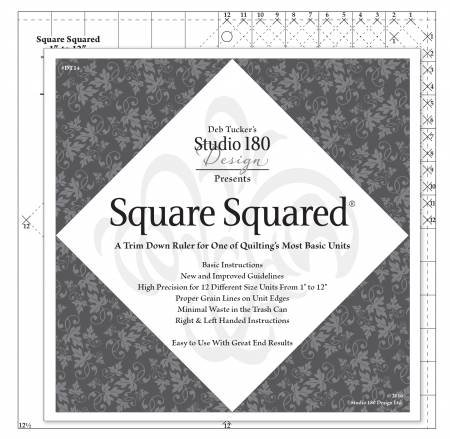 Large Square Squared - Studio 180 (Deb Tucker)