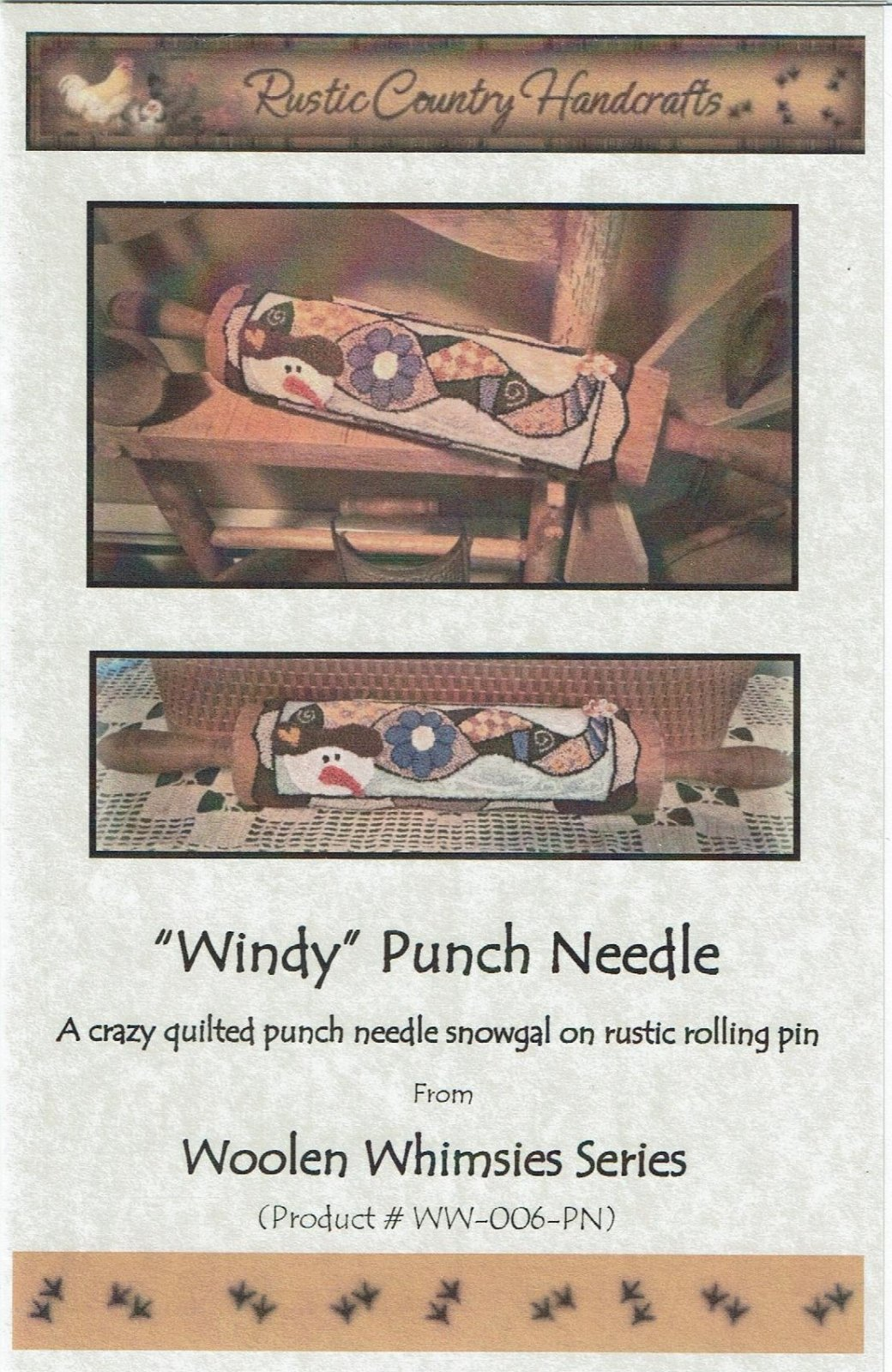 -19- 1119 Windy (PN) by Rustic Country Handcrafts