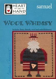 Samuel Wool Whimsy Kit by Heart in Hand