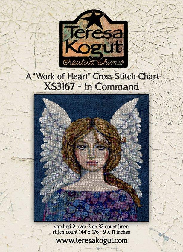 -14- 820 In Command (XS)  by Teresa Kogut