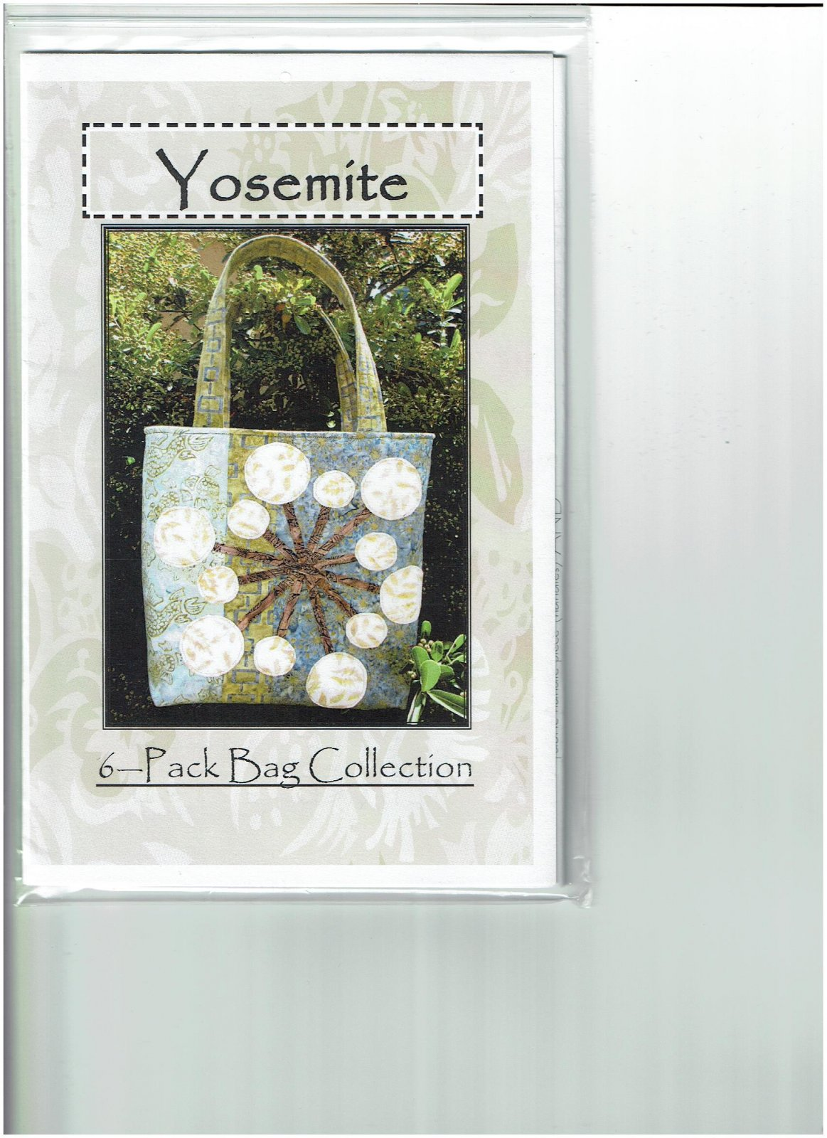 Yosemite by A Quilter's Dream 417
