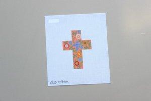 Floral Cross 103AM