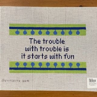 126-41 The Trouble with Trouble