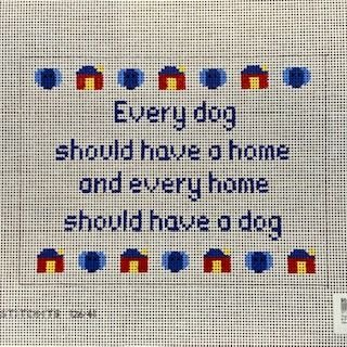 126-61 Every Dog Should Have a Home