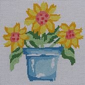 144C Simply Summer Sunflower