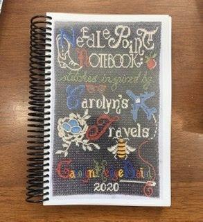 Needlepoint Notebook