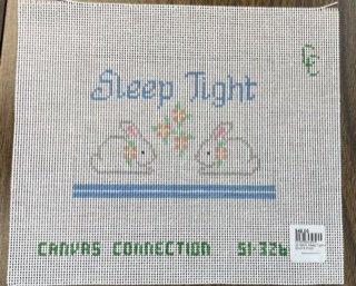 SI-326-K Sleep Tight w/ Bunnies