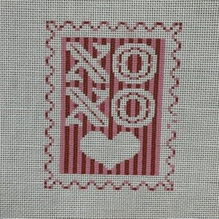 XOXO Stamp 039W