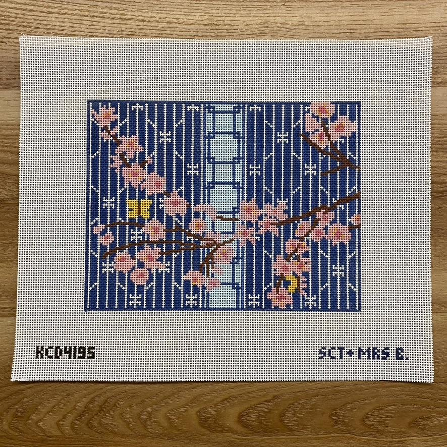 Cherry Blossom Clutch KCD4195