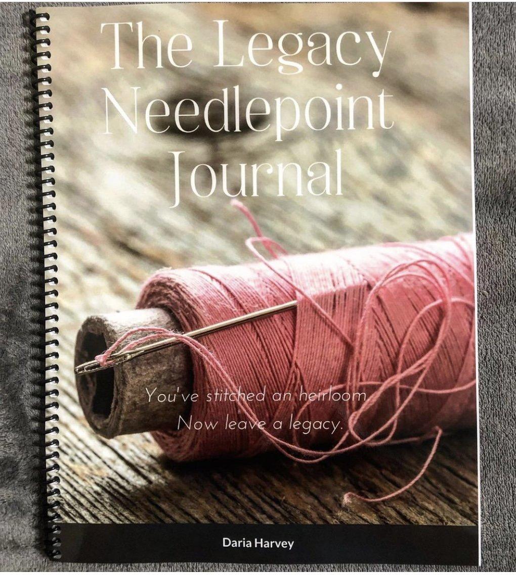 Legacy Needlepoint Journal