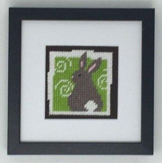 P-B-017 Bunny First Stitch