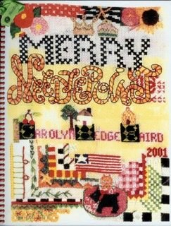 Merry Needlepoint